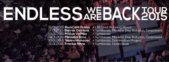 Endless - We Are Back Tour