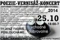 POEZIE-VERNISÁŽ-KONCERT
