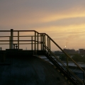 Hořlavý západ slunce II.