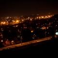 """Noční """"panoramata"""""""
