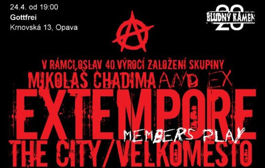 exEXTEMPORE__The City