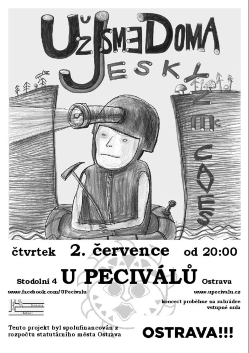 UJD plakát