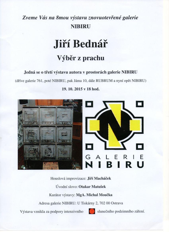 Jiří Bednář - Nibiru