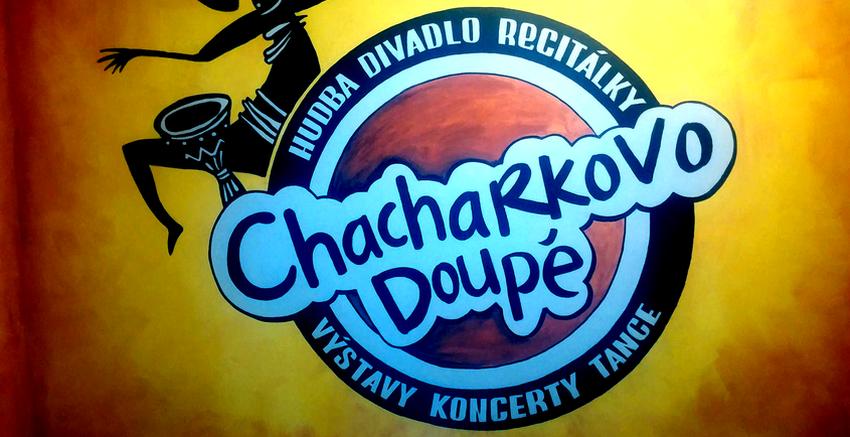 Chacharkovo doupě - new