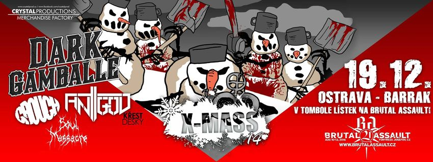 X-Mass vol. 14