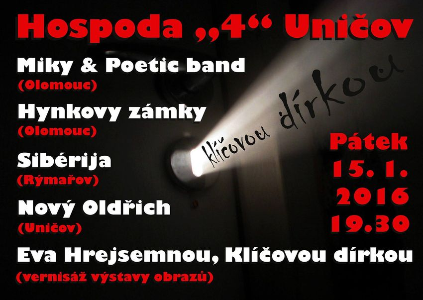 Uničov 1-2016