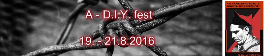 A - DIY Fest 2016