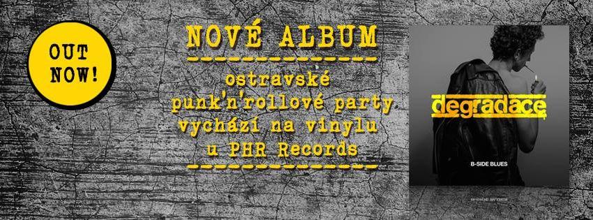 Degradace new LP