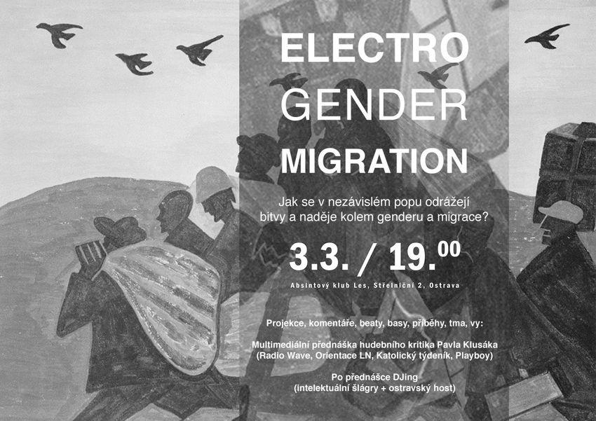 Electro Gender Migration