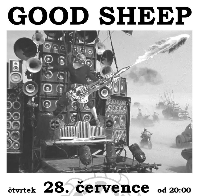 good sheep plakat